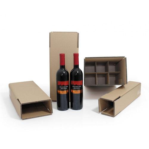 Flaschen-Karton