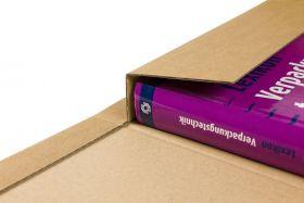 Buchversandverpackung mit SKV, Detail