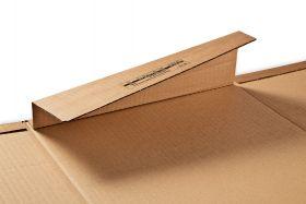 E-Commerce Ordnerversandverpackung