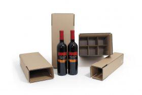 Flaschenversand Verpackung