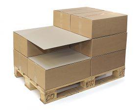 Kartonzuschnitte aus Wellpappe und Graupappe